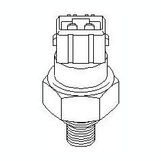 Comutator, presiune combustibil SEAT IBIZA Mk II 2.0 i - TOPRAN 103 564 - Regulator presiune auto