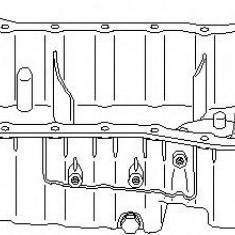 Baie ulei SEAT ALHAMBRA 2.8 V6 - TOPRAN 113 321