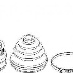 Set articulatie, planetara OPEL ASCONA C hatchback 1.6 - TOPRAN 208 184