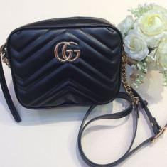 Genti DiscoBag Collection 2017 - Geanta Dama Gucci, Culoare: Din imagine, Marime: Masura unica, Geanta de umar, Piele