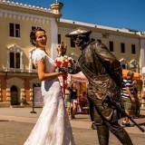 Vand rochie de mireasa sirena - model Allure Bridals 8764, Rochii de mireasa sirena