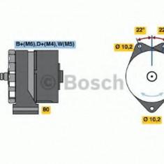 Generator / Alternator - BOSCH 0 120 489 827 - Alternator auto