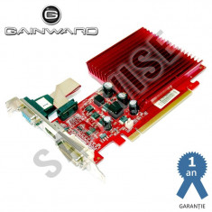 Placa video Gainward GeForce GT210 512MB DDR2 64-Bit HDMI, DVI, VGA GARANTIE !!! - Placa video PC Gainward, PCI Express, nVidia