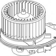 Electromotor, ventilatie interioara AUDI A4 limuzina 1.6 - TOPRAN 109 901 - Motor Ventilator Incalzire