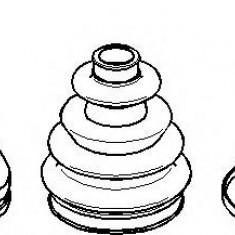 Set articulatie, planetara FORD FIESTA Mk III 1.3 CAT - TOPRAN 300 886
