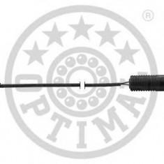 Senzor de avertizare, uzura placute de frana BMW 8 850 i, Ci - OPTIMAL WKT-50218K - Senzor placute