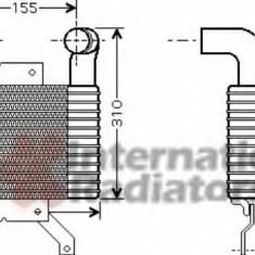 Intercooler, compresor MAZDA 626 Mk V hatchback 2.0 Turbo DI - VAN WEZEL 27004189 - Intercooler turbo