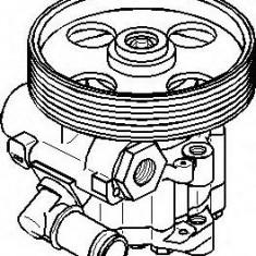 Pompa hidraulica, sistem de directie CITROËN DISPATCH 2.0 HDi 95 - TOPRAN 722 819 - Pompa servodirectie