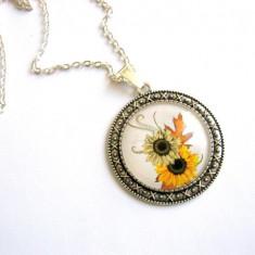 colier floarea soarelui 28454