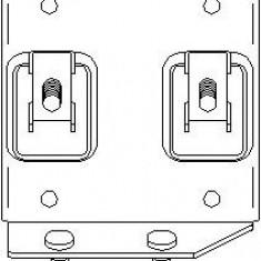 Rezistor, ventilator habitaclu AUDI A4 limuzina 1.6 - TOPRAN 110 597 - Motor Ventilator Incalzire