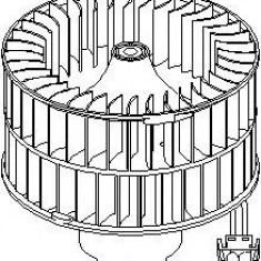 Ventilator, habitaclu BMW 3 limuzina 316 i - TOPRAN 501 698 - Motor Ventilator Incalzire