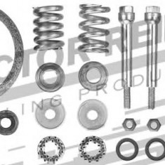 Set montaj, turbocompresor PEUGEOT 807 2.2 HDi - REINZ 04-10101-01 - Turbina