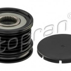 Sistem roata libera, generator MINI MINI CLUBMAN combi Cooper - TOPRAN 502 041 - Fulie