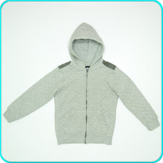 COMOD, GROSUT → Hanorac / bluza trening, bumbac, C&A → baieti | 6—7 ani | 122 cm, Alta, Gri