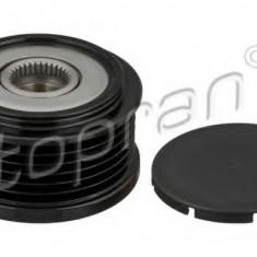Sistem roata libera, generator OPEL VECTRA C 1.9 CDTI - TOPRAN 208 139 - Fulie