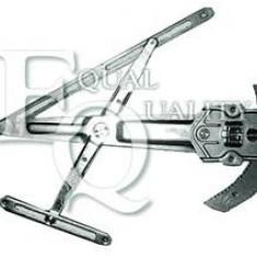 Mecanism actionare geam PIAGGIO APE TRUCK platou / sasiu 1.3 16V - EQUAL QUALITY 331300 - Macara geam