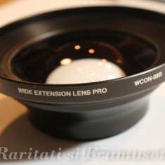 LENTILA WIDE OLYMPUS FILET INTERIOR 62MM - Lentile conversie foto-video Olympus, 60-70 mm