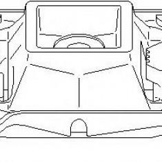 Suport, transmisie manuala FORD C-MAX 2.0 - TOPRAN 304 017 - Tampon cutie viteze