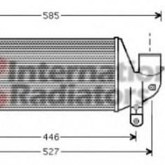 Intercooler, compresor FORD FOCUS 1.8 Turbo DI / TDDi - VAN WEZEL 18004313 - Intercooler turbo