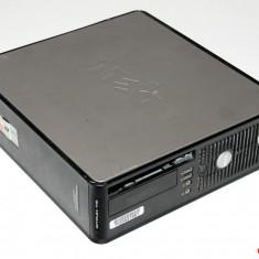Calculator SFF Dell Optiplex 745 Intel Core 2 Duo E6300 1.86GHz, 4GB DDR2, 250GB HDD, 2PSTS2J