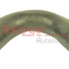 Furtun ear supraalimentare SEAT LEON 1.6 TDI - METZGER 2400189 - Furtunuri siliconice turbo