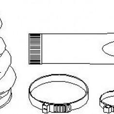 Ansamblu burduf, articulatie planetara FORD FIESTA Mk II 1.0 - TOPRAN 301 251 - Burduf auto