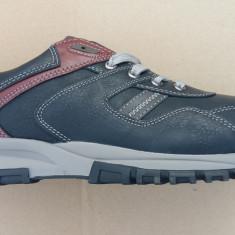 Pantofi barbati WINK;cod LY6256-1;marime:42-45, Marime: 43, 44, Culoare: Negru, Piele sintetica, Casual