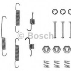 Set accesorii, sabot de frana FORD FIESTA Mk III 1.1 - BOSCH 1 987 475 161 - Amortizor cabina