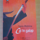 Cai in galop - Yukio Mishima - Roman, Humanitas, Anul publicarii: 2010