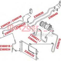 Conducta presiune variabila, aer conditionat VW SHARAN 1.9 TDI - METZGER 2360040 - Furtunuri aer conditionat auto