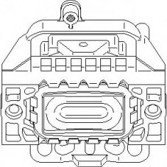 Suport motor AUDI A3 1.6 FSI - TOPRAN 111 896 - Suporti moto auto
