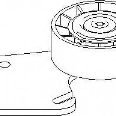 Intinzator curea, curea distributie CITROËN SYNERGIE 2.0 Turbo C.T. - TOPRAN 722 408 - Intinzator Curea Distributie
