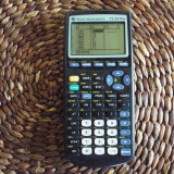 Calculator stintific grafic TEXAS TI 83 Plus - Calculator Birou