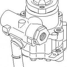 Pompa hidraulica, sistem de directie VW GOLF Mk II 1.3 - TOPRAN 112 446 - Pompa servodirectie
