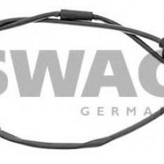 Senzor de avertizare, uzura placute de frana OPEL OMEGA B 2.0 - SWAG 40 91 7204 - Senzor placute