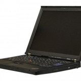 Laptop Lenovo Thinkpad T61, Intel Core 2 Duo T7300 2.0 GHz, 512 MB DDR2, 80 GB HDD SATA, DVD-CDRW, WI-FI, Finger Print, Display 14.1inch 1280 by 800