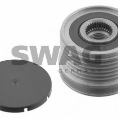 Sistem roata libera, generator DACIA LOGAN pick-up 1.4 - SWAG 60 93 0067 - Fulie