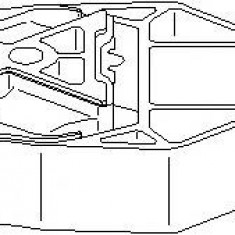 Suport, transmisie manuala FORD FOCUS C-MAX 1.8 Flexifuel - TOPRAN 304 018 - Tampon cutie viteze