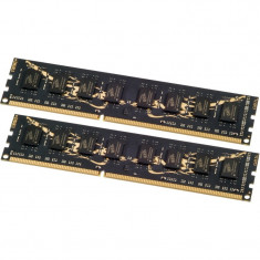 Kit Memorie RAM gaming Geil Black Dragon 16GB DDR3 1333MHz CL9 Dual Channel LED