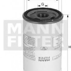 Filtru, aer comprimat - MANN-FILTER LB 13 145/21