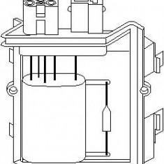 Rezistor, ventilator habitaclu VW PASSAT 1.6 - TOPRAN 103 578 - Motor Ventilator Incalzire