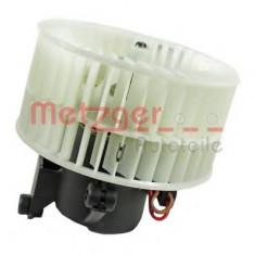 Ventilator, habitaclu MERCEDES-BENZ A-CLASS A 140 - METZGER 0917088 - Motor Ventilator Incalzire