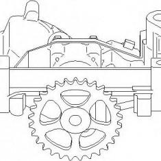 Pompa ulei CITROËN XANTIA 1.9 Turbo D - TOPRAN 721 206