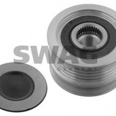Sistem roata libera, generator VW POLO 64 1.9 D - SWAG 30 14 0004 - Fulie
