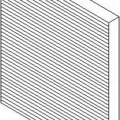 Filtru, aer habitaclu FORD KA 1.2 - TOPRAN 303 997 - Filtru polen
