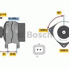 Generator / Alternator - BOSCH 0 986 080 110 - Alternator auto