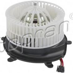 Ventilator, habitaclu BMW 7 limuzina 735 i, Li - TOPRAN 502 217 - Motor Ventilator Incalzire