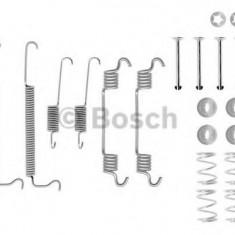 Set accesorii, sabot de frana CHEVROLET SONIC hatchback 1.2 - BOSCH 1 987 475 312