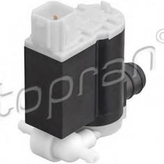 Pompa de apa, spalare parbriz KIA CEE'D SW 1.4 CVVT - TOPRAN 820 407 - Pompa apa stergator parbriz