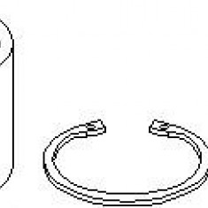 Set rulment roata RENAULT MODUS / GRAND MODUS 1.5 dCi 75 - TOPRAN 700 640 - Rulmenti auto
